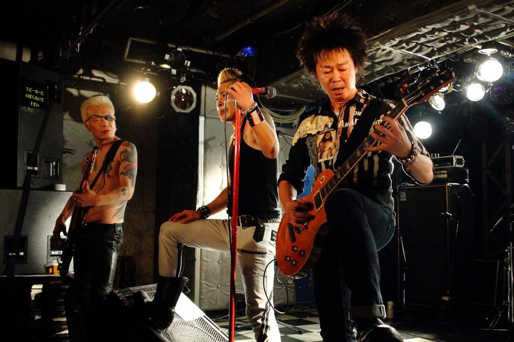ザ☆ペラーズ / 2014年12月5日(金)新宿LOFT